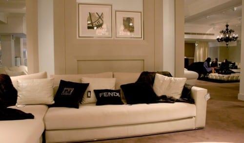 Top 10 Famous Furniture Brands - Fendi Casa