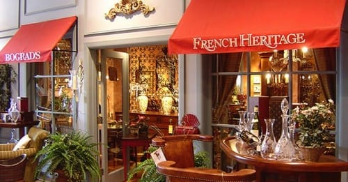 Top 10 Famous Furniture Brands - French Heritage
