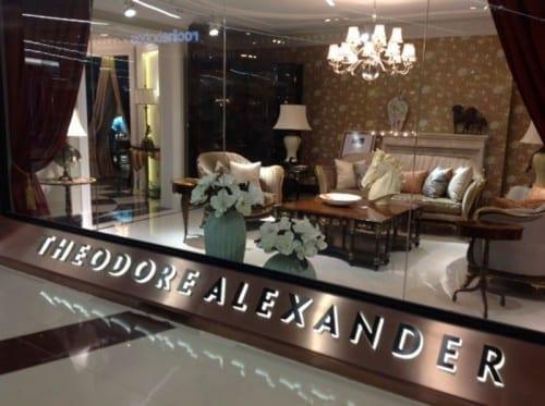 Top 10 Famous Furniture Brands - Theodore Alexander