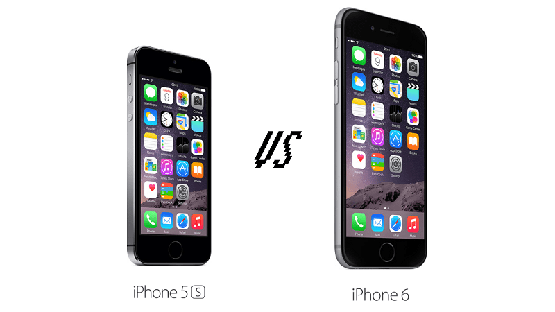 difference between iphone 5s and 6 10 differences between iphone 5s and iphone 6 18377