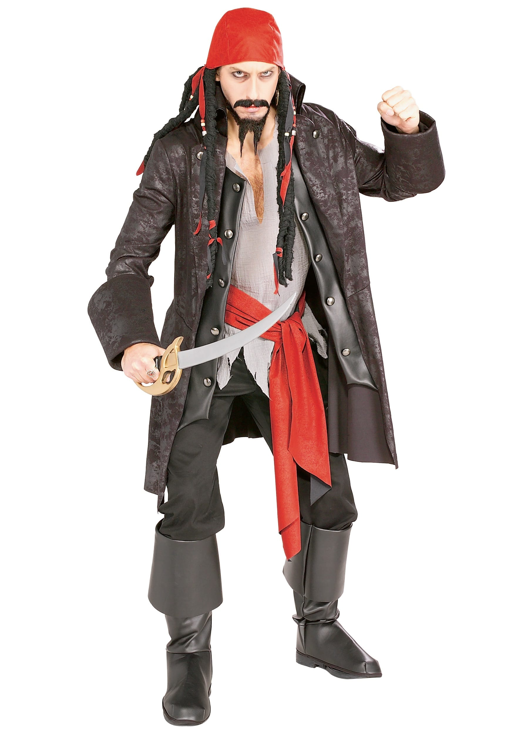 Sexy pirate halloween costume are