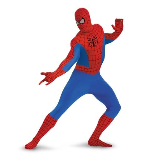 Halloween Costumes For Men 2018 - Spiderman