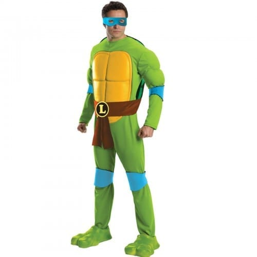 Halloween Costumes For Men 2018 - Teenage Mutant Ninja Turtle