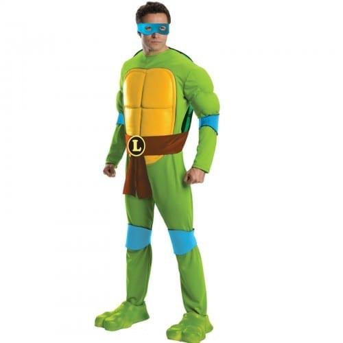 Halloween Costumes For Men 2020 - Teenage Mutant Ninja Turtle