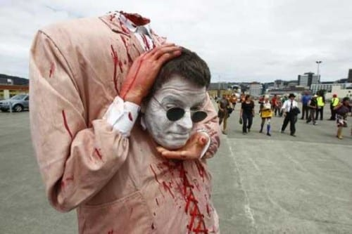 Horror Halloween Costume Ideas 2014 -