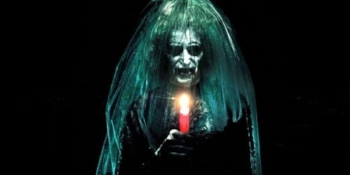 Horror Halloween Costume Ideas 2014 - Bride in Black