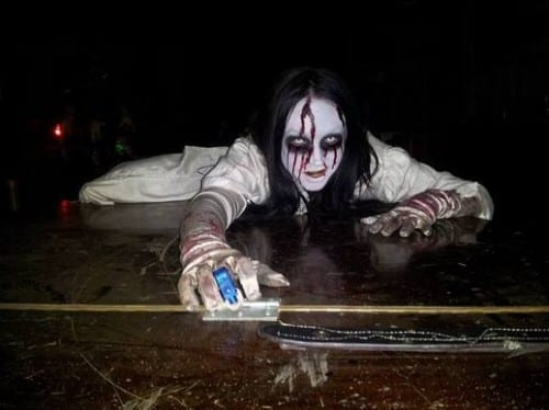 Horror Halloween Costume Ideas 2014 - Grudge