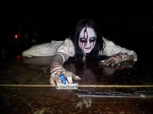 Horror Halloween Costume Ideas 2019 - Grudge