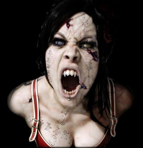 Horror Halloween Costume Ideas 2019 - Vampire's