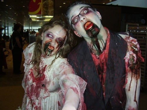 Horror Halloween Costume Ideas 2014 - Zombies  Halloween Costumes