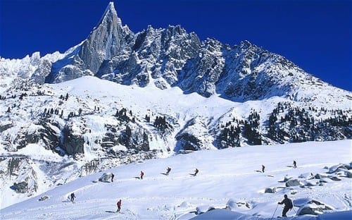 Most Beautiful Tourist Attractions In France - Chamonix