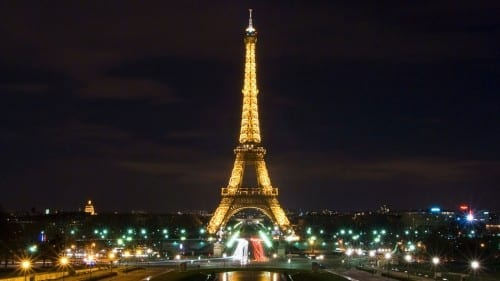 Most Beautiful Tourist Attractions In France -  Eiffel Tower