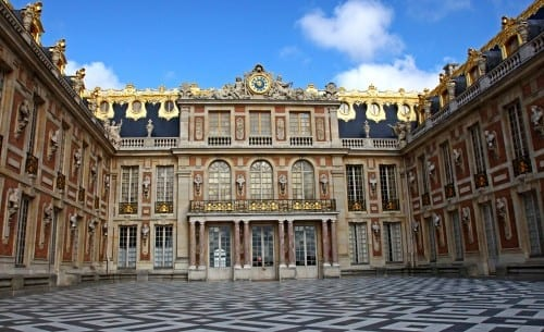 Most Beautiful Tourist Attractions In France - Palace of Versailles