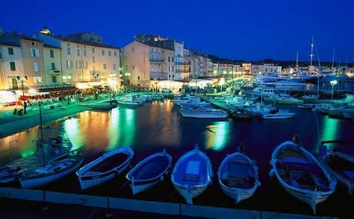 Most Beautiful Tourist Attractions In France - Saint Tropez