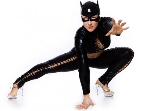 Sexiest Halloween Costume Ideas - Cat Woman