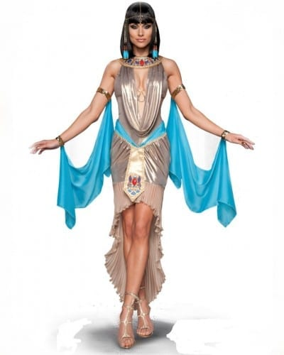 Sexiest Halloween Costume Ideas - Cleopatra