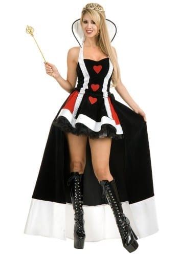 Sexiest Halloween Costume Ideas - Queen of Hearts