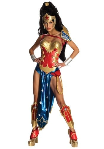 Sexiest Halloween Costume Ideas - Wonder Women