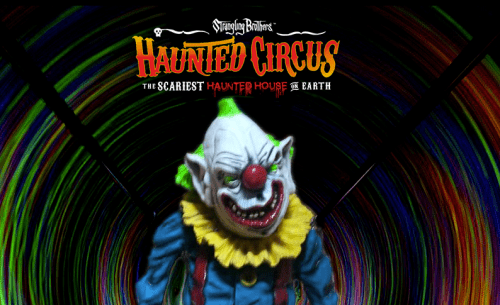 The Strangling Brothers Haunted Circus