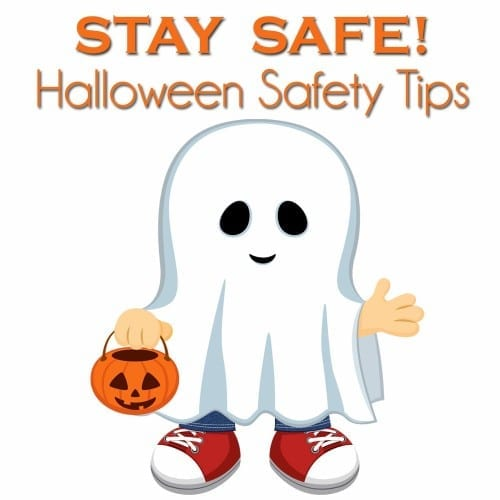 Top 10 Halloween Safety Tips For Kids -