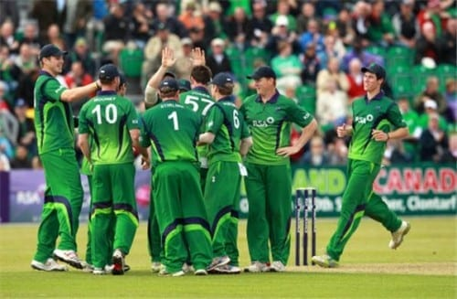 Worst Cricket Teams -  Ireland