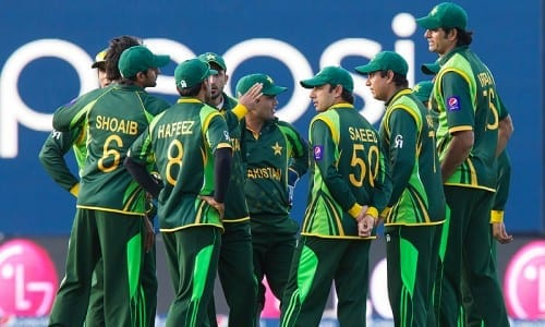 Worst Cricket Teams - Pakistan