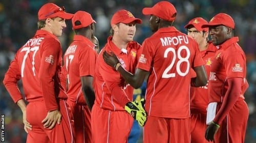 Worst Cricket Teams - Zimbabwe