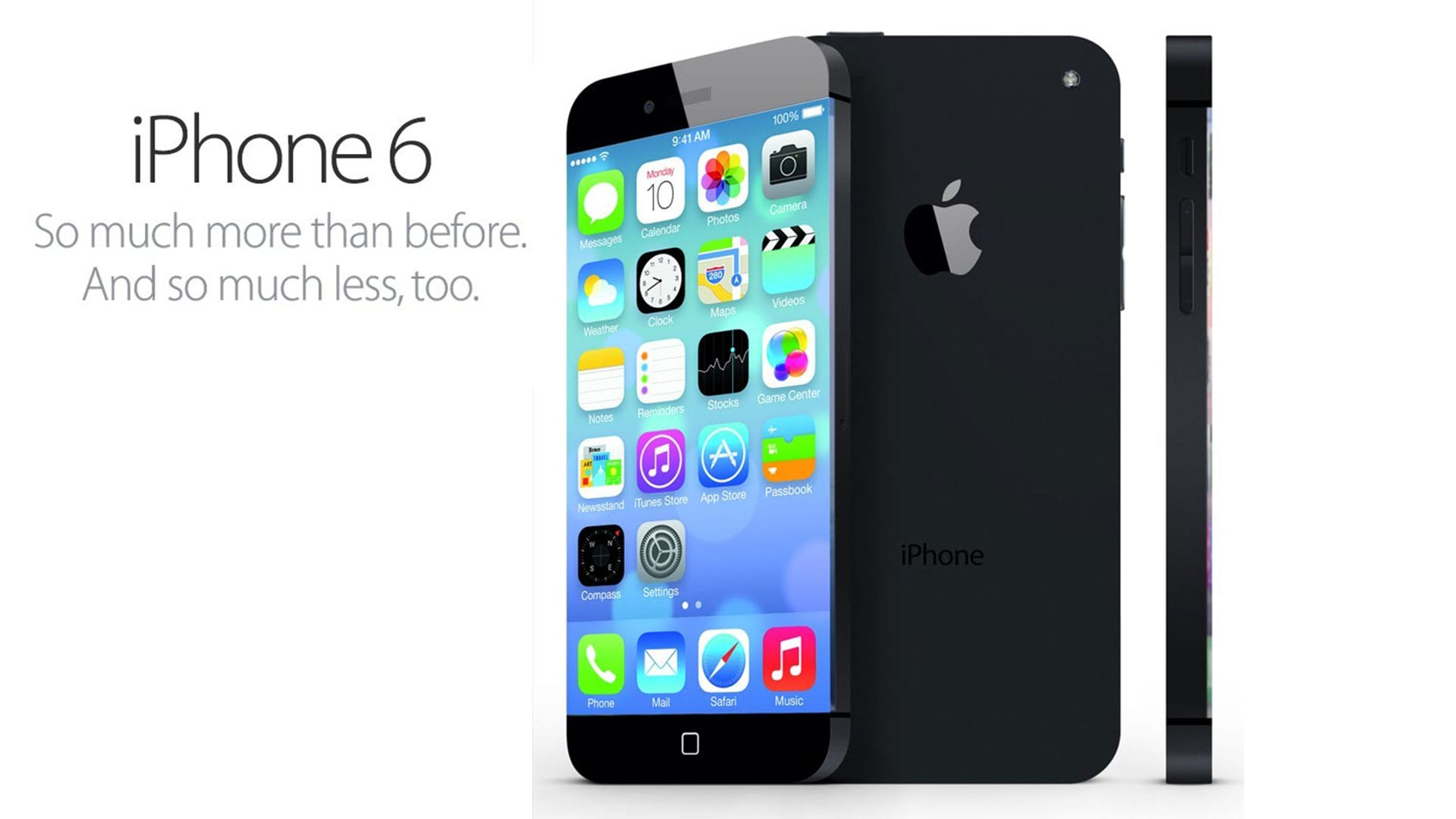 10 Differences Between iPhone 5s And iPhone 6