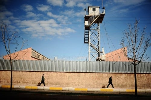 Most Dangerous Prisons - Diyarbakir Prison, Turkey