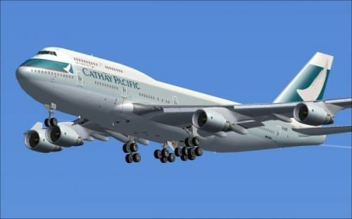 Most Luxurious Airlines - Cathay Pacific Airways Limited