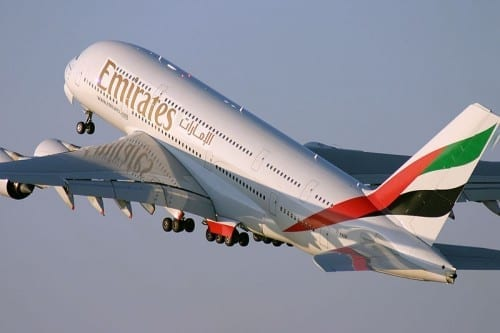 Most Luxurious Airlines - Emirates