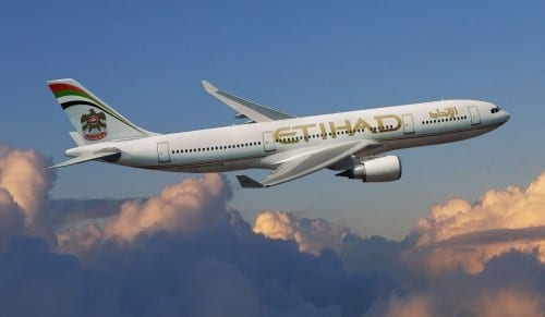 Most Luxurious Airlines -  Etihad Airlines