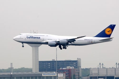 Most Luxurious Airlines - Lufthansa Airlines