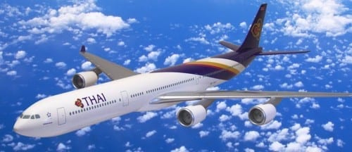 Most Luxurious Airlines - Thai Airways