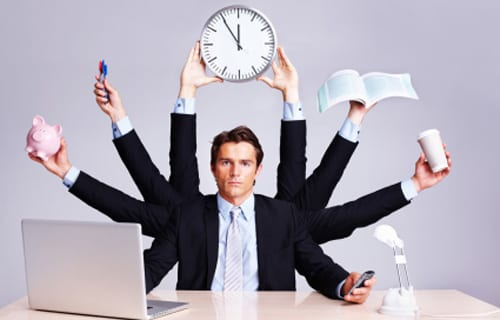 Stress Management Techniques - Time Management