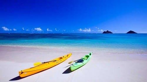 Top 10 Most Famous Beach Points - Lanikai Beach, Hawaii