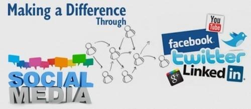 Ways To Help Poor And Needy -  Social Media