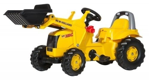 10 Best Christmas Gifts For Kids 2014 - JCB Dumper Truck