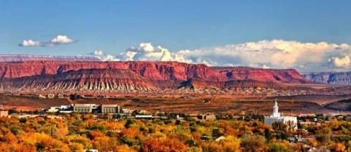 Best And Most Affordable Cities To Live In 2018 - St. George,Utah