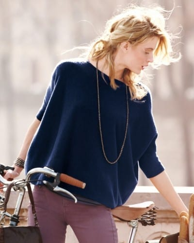 Best Christmas Gifts For Wives 2020 - Cashmere Boxy Jumper