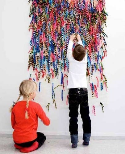 Best Homemade Christmas Gifts 2014 - . Wall -Hanging