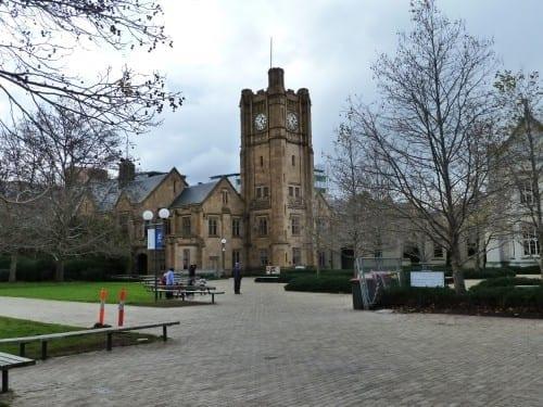 Best Medical Universities In Australia - University of Melbourne