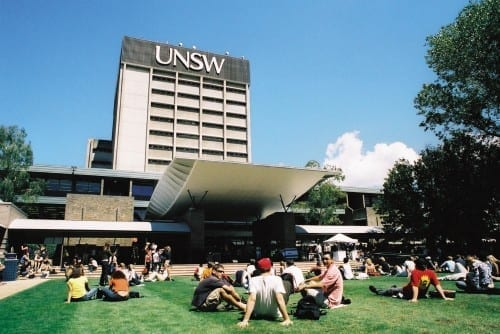 Best Medical Universities In Australia -  University of New South Wales