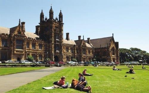 Best Medical Universities In Australia - University of Sydney