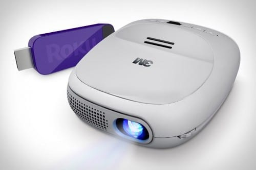 Christmas Gifts For Husband 2018 - Roku 3M Streaming Projector