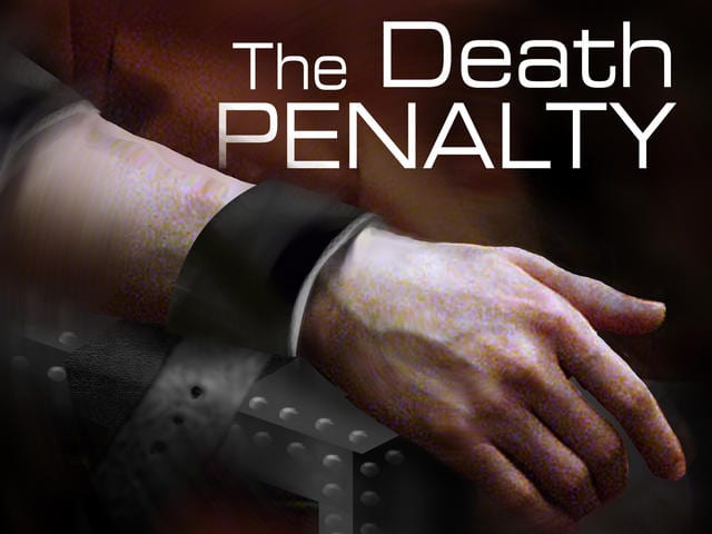 does the death penalty deter people Does death penalty serve as a deterrent the argument that i make is that the death penalty permanently deters why do anti-death penalty people.