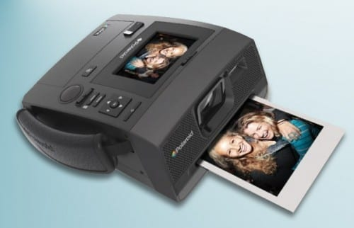 Instant Polaroid Printer Camera