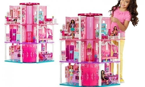 Most Affordable Christmas Gifts 2014 - Barbie Dream House