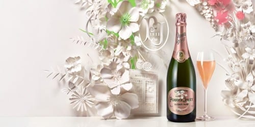Most Affordable Christmas Gifts 2018 - Perrier-Jouet Rose Champagne