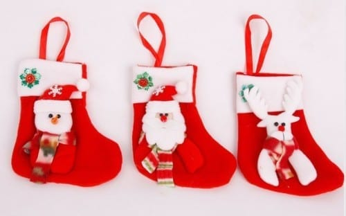 Most Unique Christmas Decor Items - Decorative SocksDecorate Chairs